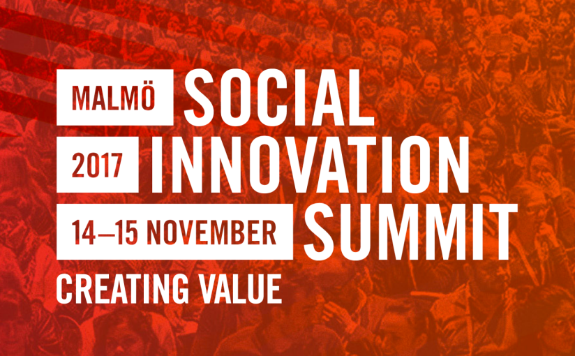 Delande inslag Social innovation summit